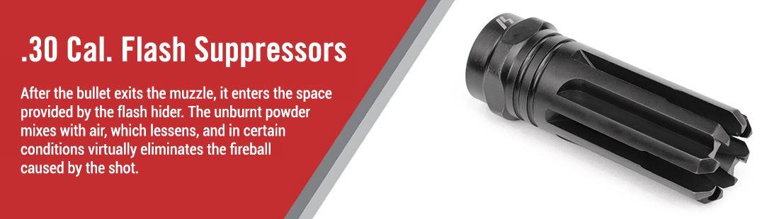 .308 Flash Suppressors