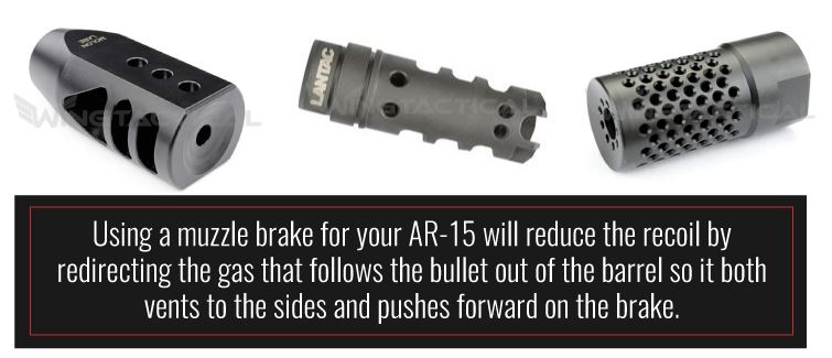 AR-15 Muzzle Brakes | AR-15 Flash Hiders & Suppressors | Wing Tactical