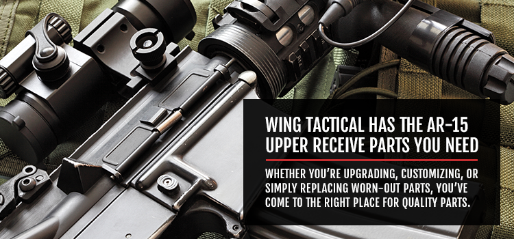 Wing Tactical has the AR-15 Upper Receiver Parts