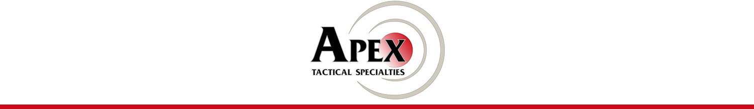 Apex Tactical pistol triggers and accessories