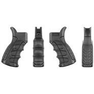 Interchangeable AR-15 Grip Profile view