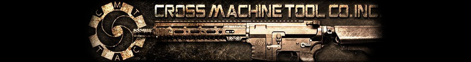 CMT Tactical (Cross Machine Tool) products