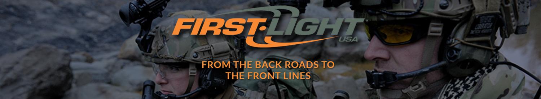 First-Light Tactical Flashlight