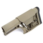 LUTH-AR buttstock in tan