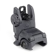 Magpul Back Up Rear Sight (MBUS) in black