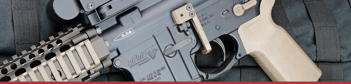 AR-15 Pistol Grips | Wing Tactical